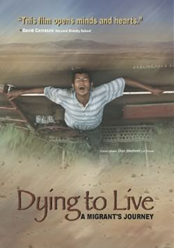 Dying to Live - poster